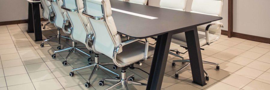 Офісні меблі з hpl панелей