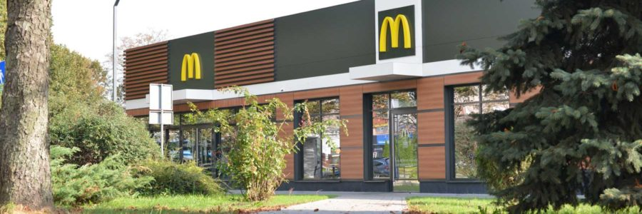 McDonald`s, м. Львів