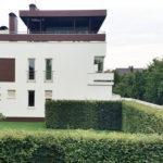 HPL Gentas, фасадные панели, частный дом HPL