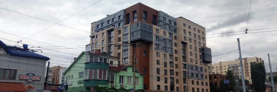 Багатоповерховий будинок, м. Хмельницький