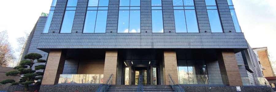БЦ Black Wood Tower, м. Чернігів (33BY Architecture)