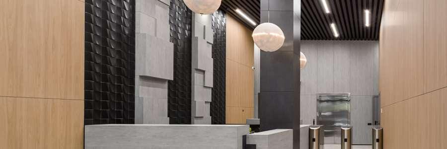 Офісний центр Bizon, м. Київ (Sergey Makhno Architects)