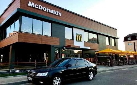 Головний офіс McDonald`s, м. Київ